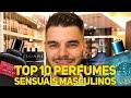 TOP 10 PERFUMES SENSUAIS MASCULINOS