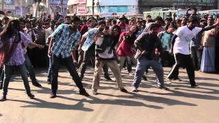 World Twenty20 Bangladesh 2014 - Flash Mob,  Chittagong University of Engineering & Technology