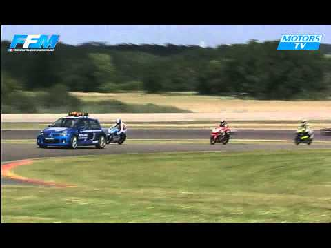 Chpt France Superbike Nogaro - 125 cc