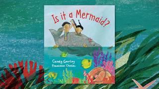 Is It A Mermaid Book Trailer