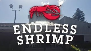 Endless Shrimp For A-LIMIT TIME ONLY