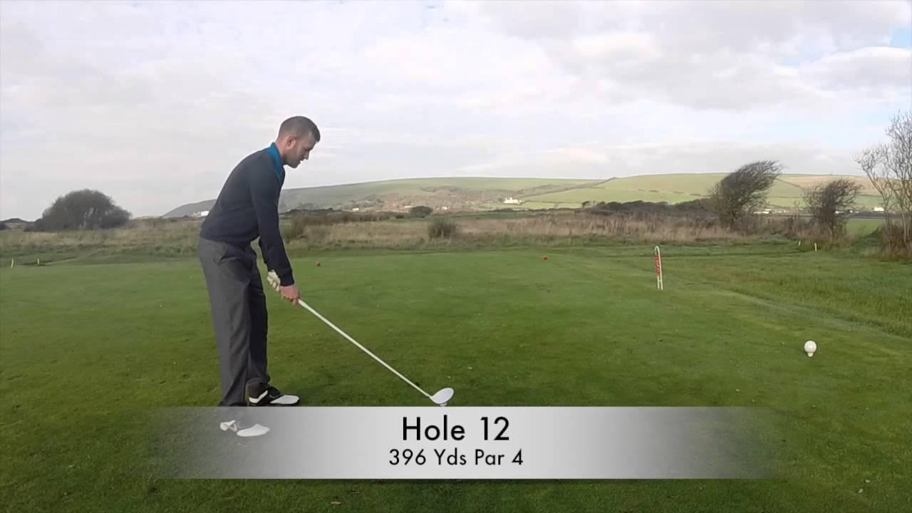 U0027In The Chairu0027 Course Vlog Part 4 | Saunton Golf Club | Spare Time Thomas