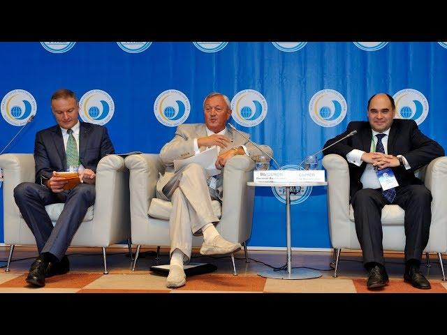 Банковский форум в Сочи 2017 - Круглый стол «Банковский бизнес: стратегии, технологии и доходность»