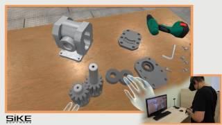 Виртуальный 3D симулятор слесаря ремонтника SIKE