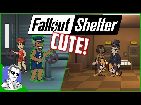 Fallout Shelter Vault 628 Pet World EP14