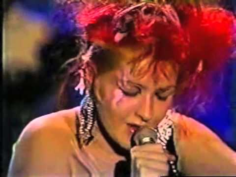 Cyndi Lauper  - All Through the Night (30th anniversary video mix) music