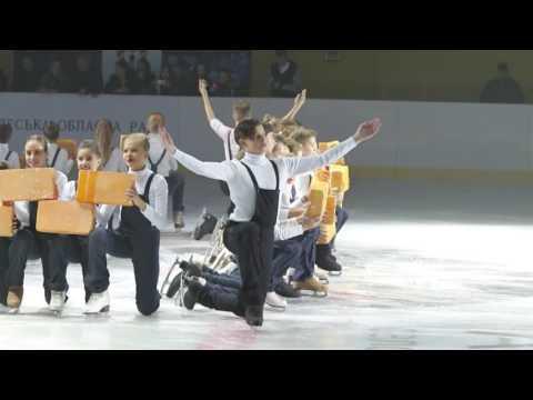 2016-11-06 Ледовое рок шоу на открытии ледовой арены во дворце Спорта, Одесса, Украина