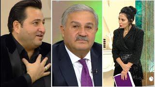 Yusif Mustafayev Və Elçin Hüseynov   Yeznə Və Qayın Şou ATV