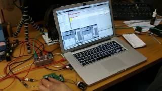 NTBA Chiptune-Synth v1 - 1v/oct schalen tutorial