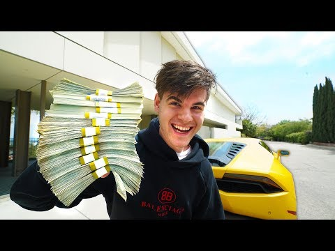 I SPENT $9,000,000 IN 24 HOURS