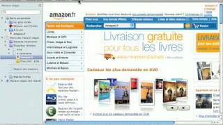 Firefox 3 Consulter et organiser les marques pages