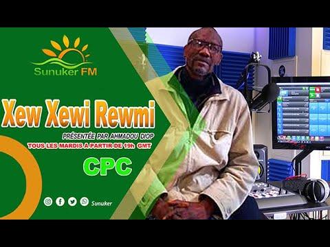 Emission XEW XEWI REWMI du mardi 16 JUIN 2020 avec Ahmadou Diop