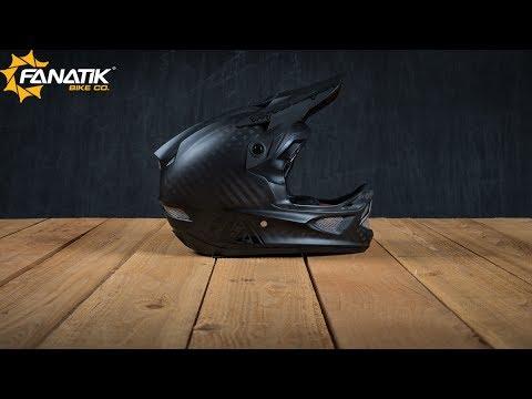 Troy Lee Designs D3 MIPS Carbon Helmet Review at Fanatikbike.com