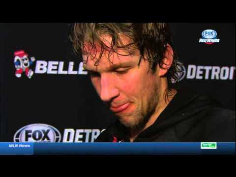 Red Wings Live Postgame - 1/6/15 vs. Edmonton Oilers