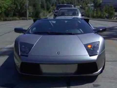 lamborghini murcielago test drive video at gran prix imports youtube. Black Bedroom Furniture Sets. Home Design Ideas