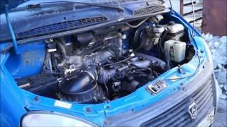 видео Двигатель Газель Бизнес (УМЗ 4216) устройство, ГРМ, технические характеристики