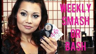 Weekly Smashes - Makeup Geek, Makeup Forever, Hour
