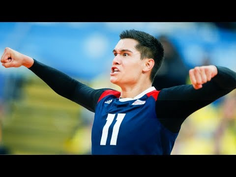 TOP 20 Aggressive Play Setters | Beautiful Volleyball Actions | World League 2017