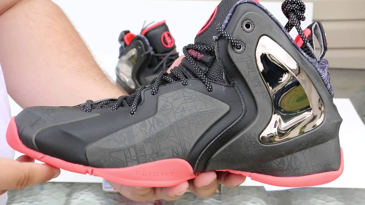 nike lil penny posite review