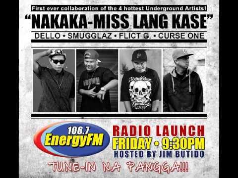 SMUGGLAZ,Dello,Curse One,Flict-G LIVE @ Energy FM 106.7 (30minutes) 6/27/14