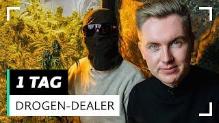 1 Tag mit einem Dealer - So läuft das Geschäft mit den Drogen!