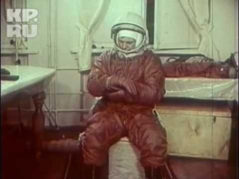Юрий Гагарин: хроника первого полета