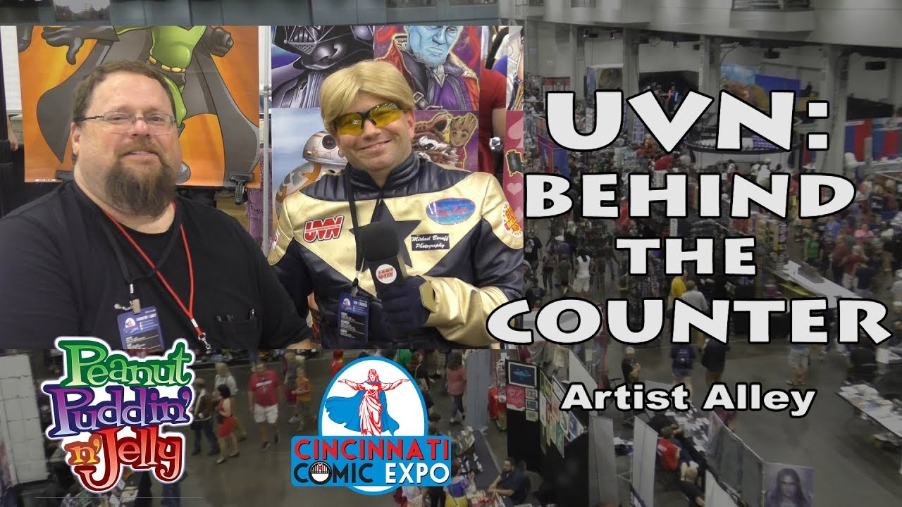 UVN: Behind the Counter 436