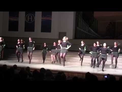 UNYK Spring Show: Pump it Up