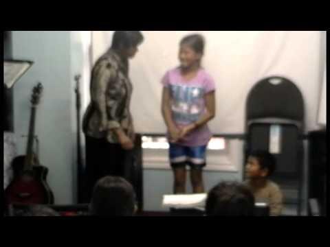 Sayama Rhoda at RCF Ottawa Youth Camp, Aug 07, 2013. Part B / Canada.
