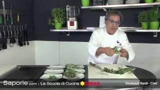 Saporie.com: Scuola Di Cucina Conad - Le Erbe In Cucina
