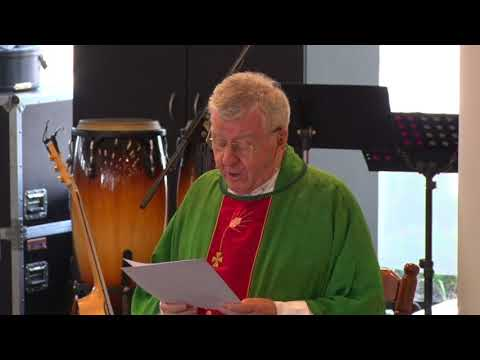 33rd Sunday Ordinary Time Year A with Father Kevin O'Grady