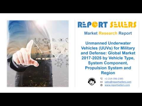 Unmanned Underwater Vehicles for Military and Defense Market Research Report