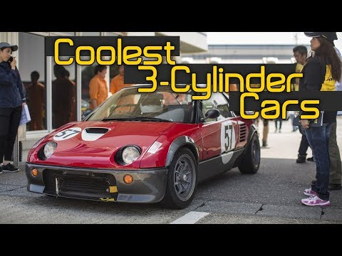 13 Of The Coolest 3 Cylinder Cars Ever