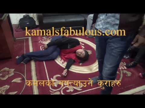 Jeena Chaudhary, desired to be Boksi part 3