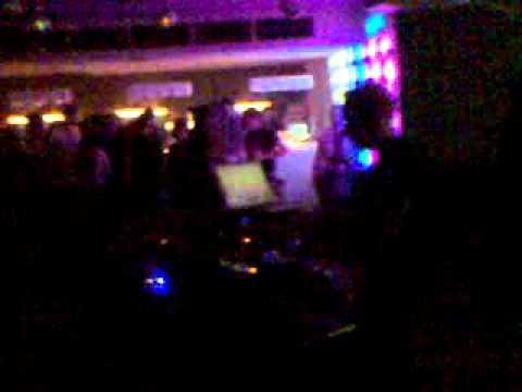 MJ Cole @ U26 Budapest 2010-12-11