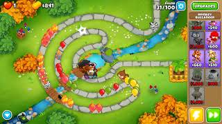 Gambar cover Bloons TD 6 - Park Path - Impoppable - No Monkey Knowledge, Continues and Powers (11.0 patch)