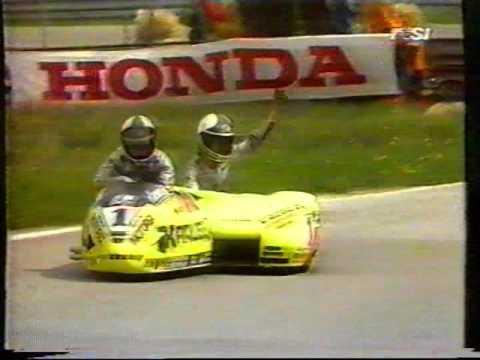 RR Grand Prix ´84  -  Salzburgring  -   Sidecar