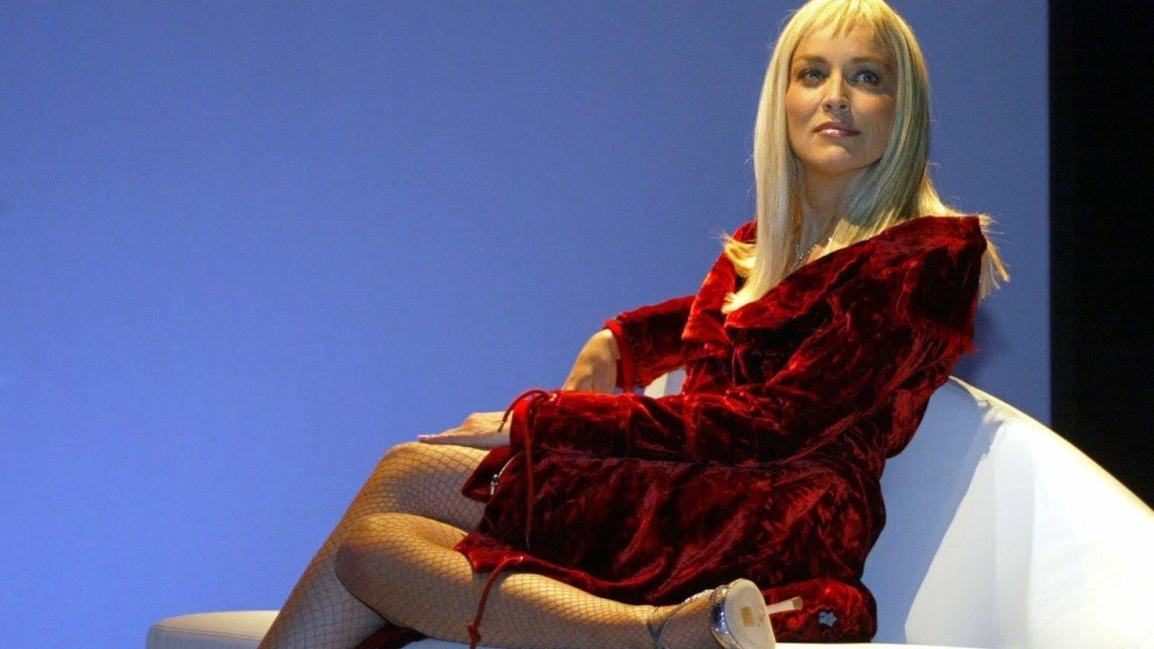Sharon Stone Hot In Tv Come Nel Film Basic Instinct -9441