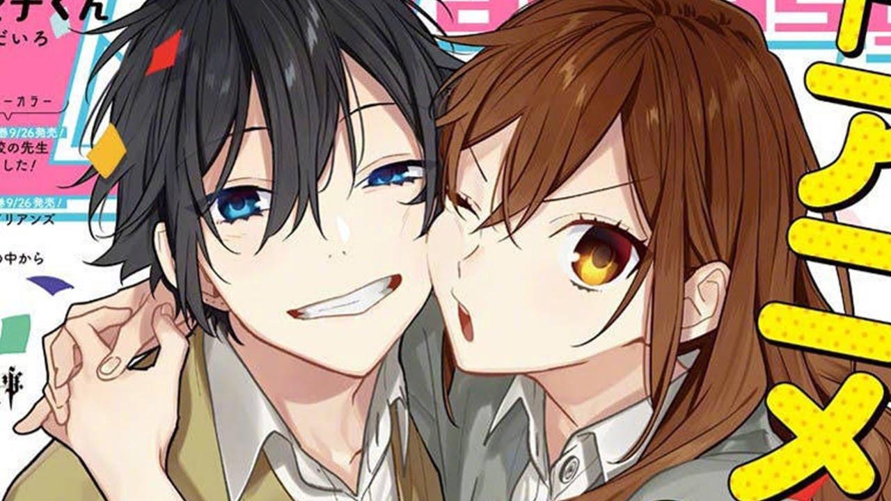 Horimiya Anime Adaptation Announced For January 2021 - YouTube