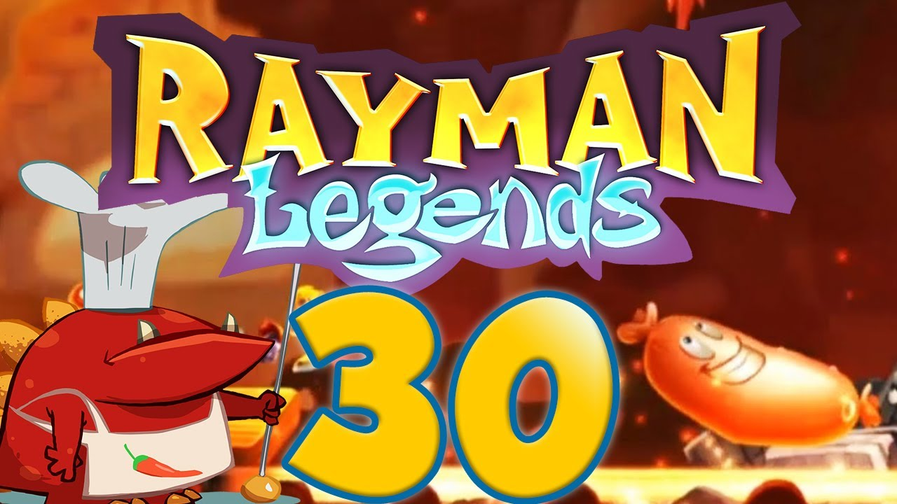 In Teufels Küche Let S Play Rayman Legends Part 30 In Teufels Küche
