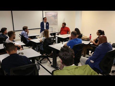 Estudiantes de Universidad de Calabria, Italia visitan ABB University en Chile