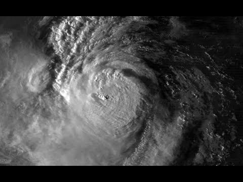 Cyclone Hikaa heads for Oman - 6pm GST Sept 23, 2019