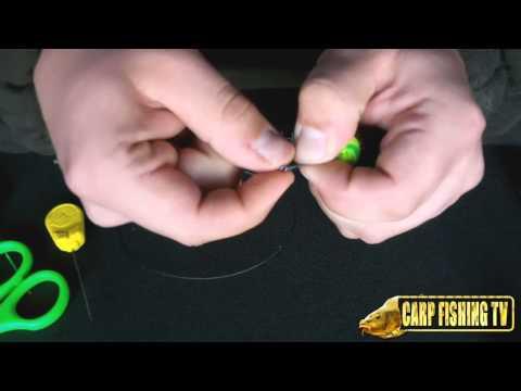 CARPFISHING KD RIG TITORIAL 1/2 - CarpFishing TV