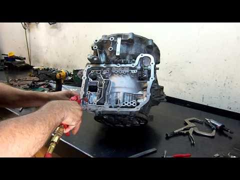 CD4E Transmission Rebuild Part 4 - Transmission Repair