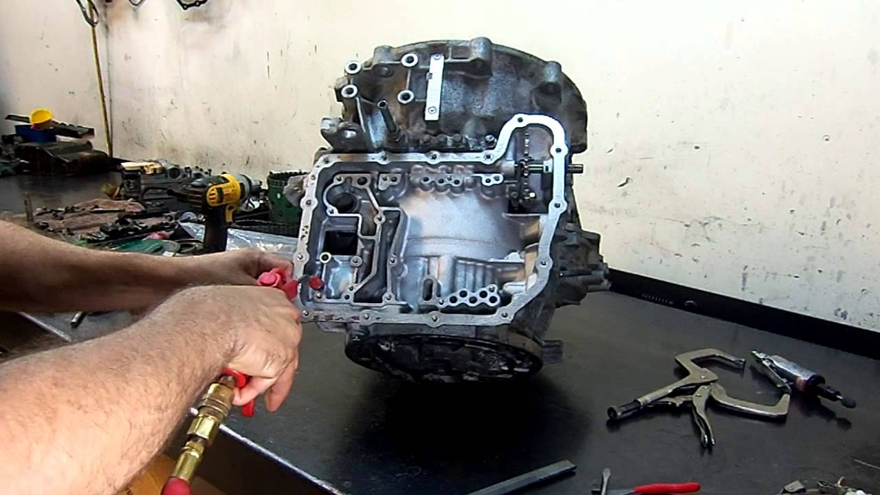 Cd4e Transmission Rebuild Part 4 Transmission Repair