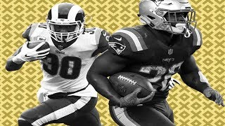 NFL power rankings Week 7- Patriots closing in on No. 1 L.A. Rams Any Sports