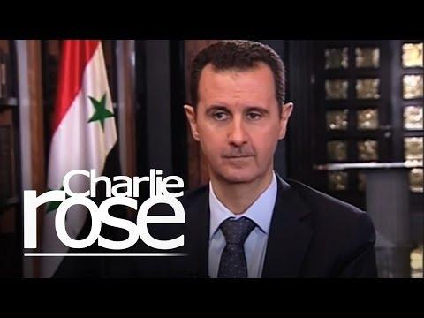 Charlie Rose Exclusive with Bashar Al-Assad | Charlie Rose