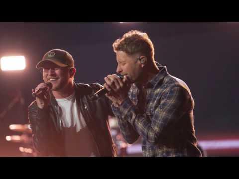 2017 ACM Awards: Cole Swindell & Dierks Bentley Rehearsal Sneak Peek