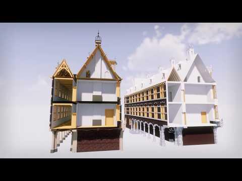 Voorbereiding renovatie Binnenhof met Bouwwerk Informatie Model