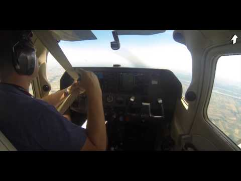 WELCOME ON BOARD PART 3 - IFR APPROACH TO MODLIN